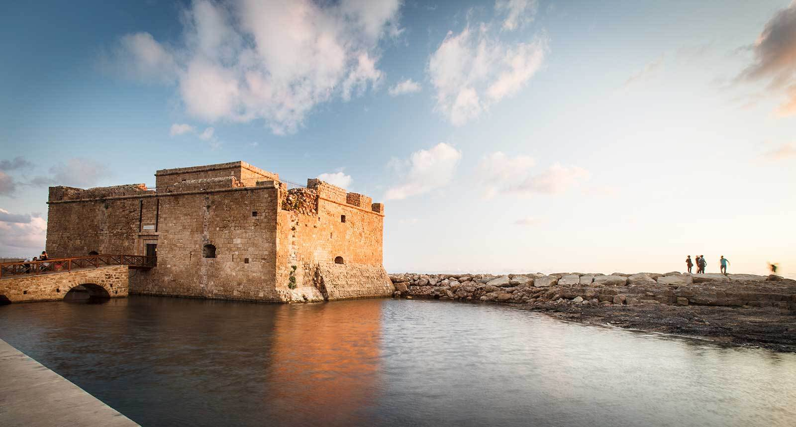 pafos castle